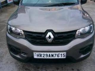 Grey 2016 Renault Kwid 22300 kms driven in Sector 8