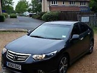 Honda Accord Diesel Automatic 2011
