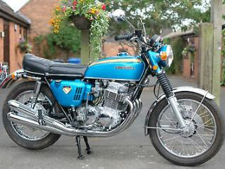 Honda CB750 CB 750 K0 Diecast 1970 Restored and Stunning!