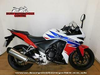 Honda CBR 500 R. 2014/64. Stunning Original Condition In HRC Colours. A2 Ready