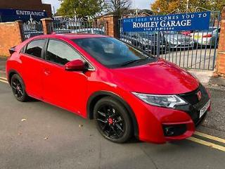 Honda Civic 1.6 i DTEC 120ps Honda Navi 2015MY Sport Honda Connect with