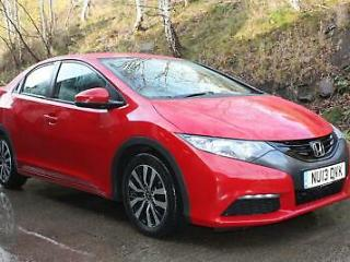 Honda Civic 1.6i DTEC 120ps 2013MY SE