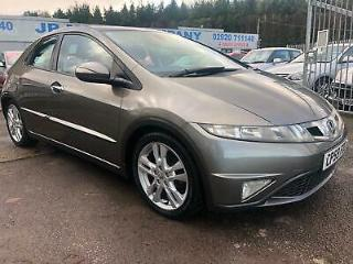 Honda Civic 1.8 i VTEC 2010 ES IMMACULATE CONDITION FIVE FOOR CHEQP FAMILY CAR