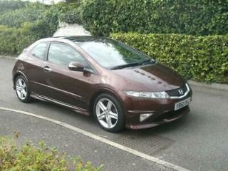HONDA CIVIC 1.8 i VTEC TYPE S GT 2011 60 MINT CONDITION THROUGHOUT 63,000 MILES