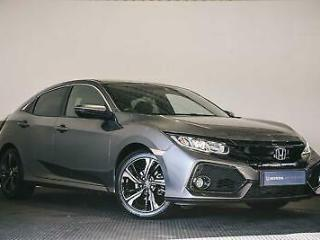 Honda Civic 2018 1.0 VTEC Turbo SR 5dr Hatchback
