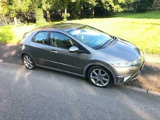 Honda Civic 2.2i CTDi 18in Alloys EX