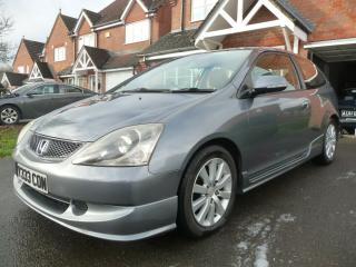 Honda Civic S Type 2004 low mileage 85K
