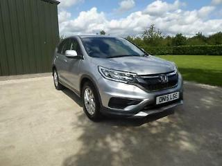 Honda CR V 2.0 155ps petrol S low miles petrol euro 6, 1 owner from new