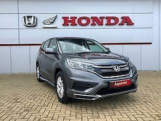 Honda CR V 5dr 1.6idtec S Plus 2wd Polished Metal