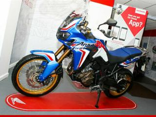 Honda CRF1000L AFrica Twin ABS. 1 Owner. ONLY 763 MILES. Warranty. £9,895