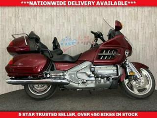 HONDA GL1800 GOLDWING GL 1800 A 5 ABS 30TH ANNIVERSARY EDITION 2005 05