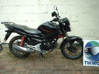 Honda GLR125 1WH F LEARNER LEGAL MOTORCYCLE