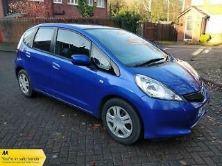 Honda Jazz 1.2 i VTEC 90ps SE, 14000mls blue