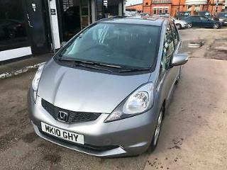 Honda Jazz 1.4 98bhp Semi A 2011MY ES
