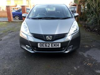 Honda Jazz 1.4 i VTEC EX 5dr Panoramic Roof