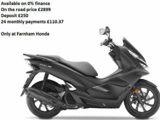 Honda PCX125 0% Finance Available, immediate delivery