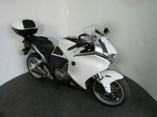 Honda VFR 1200 F 2010 with 17,898 miles + Top Box