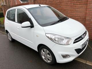 Hyundai i10 1.2 85bhp 2013 63 plate Active Only 14k Miles