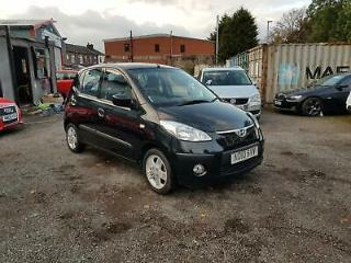 Hyundai i10 1.2 COMFORT £30 TAX 8 MONTH MOT IDEAL FIRST CAR 3 MONTH WARRANTY