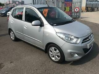 HYUNDAI I10 Active 2012 Petrol Manual in Silver
