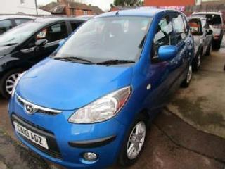 Hyundai I10 COMFORT FSH 2 Owners Just 51K 5 Doors Low Insurance and Running Cost