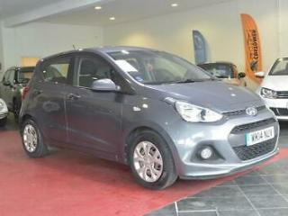 Hyundai I10 Se Hatchback 1.0 Manual Petrol
