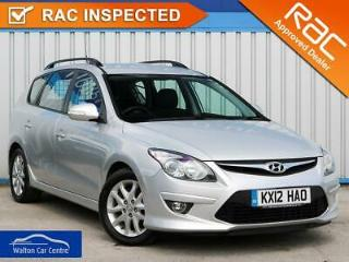 Hyundai I30 1.6 Crdi Comfort 2012 12 • from £17.16 pw