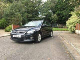 hyundai i30 1.6 diesel estate no reserve !@