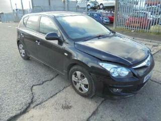 Hyundai i30 1.6CRDI Classic Damaged Repairable Salvage