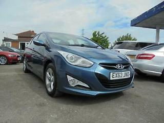 2013 Hyundai i40 Active1.7CRDi 115ps Blue Drive Saloon