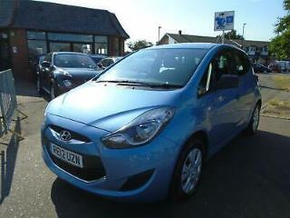 Hyundai ix20 Classic # Group 7E Insurance # PETROL MANUAL 2012/12