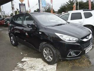 Hyundai ix35 1.6 GDi 135ps 2013MY S PETROL 5 DOOR ONE OWNER