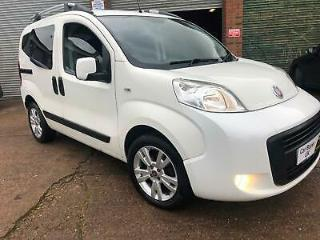 IMMACULATE FIAT QUBO 1.3TD DYNAMIQUE MPV ONLY 54K WITH FMDSH