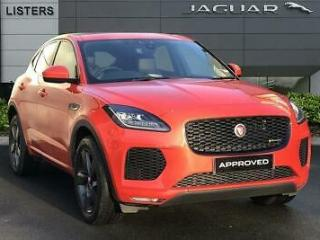 Jaguar E PACE Special Editions 2.0d 180 Chequered Flag Edition 5dr Auto 2019