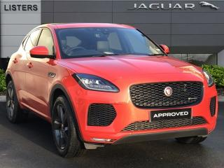 Jaguar E PACE Special Editions 2.0d 180 Chequered Flag Edition 5dr Auto SUV 2019, 3289 miles, £34990