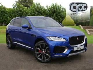 Jaguar F Pace V6 FIRST EDITION AWD
