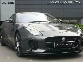 Jaguar F TYPE 2019 Special Editions 2.0 Chequered Flag 2dr Auto Coupe