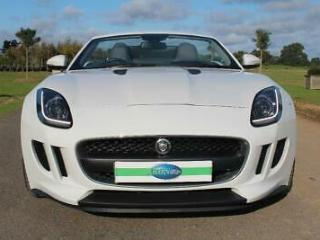 Jaguar F Type 3.0 V6 SUPERCHARGED 340 BHP