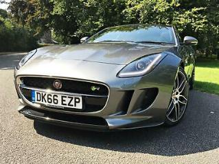 Jaguar F TYPE 5.0 V8 Supercharged 550ps AWD Auto 2017MY R