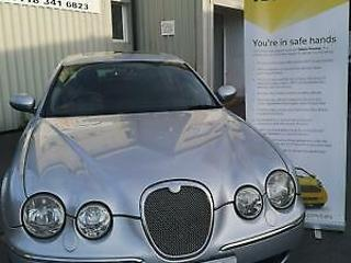 Jaguar S TYPE 2.7D V6