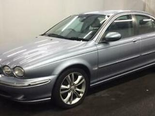 JAGUAR X TYPE 2.2D SE 2007 ONE OWNER>FULL HISTORY>NAVIGATION>LOOKS+DRIVES GREAT