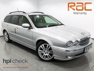 JAGUAR X TYPE 2.5 AWD ESTATE, FULL SERVICE HISTORY