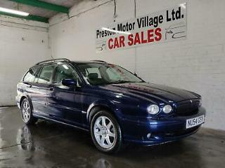Jaguar X TYPE 2.5 V6 Sport LPG GAS 44000 WARRANTED MILES MOT SERVICE WARRANTY