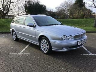 Jaguar X TYPE S, 2.2D ESTATE,2007MY, 6 SPEED,FULL HISTORY 2 OWNERS SUPERB