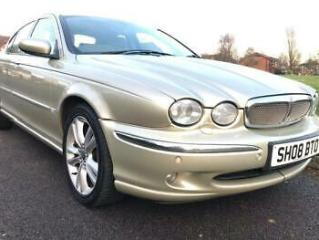 JAGUAR X TYPE SOVEREIGN 2.2 D 2008 HIGH SPEC + 155 BHP