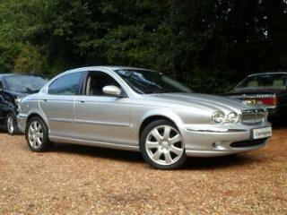 Jaguar X type V6 SE 4 Door PETROL AUTOMATIC 2006/56