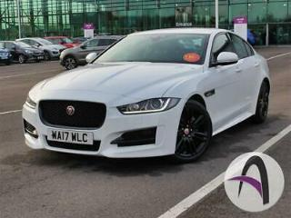 Jaguar XE 2.0d 180 R Sport 4dr 18in Alloys