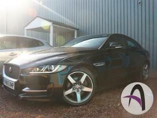 Jaguar XE 2.0d 180 R Sport 4dr Auto 18in Alloys