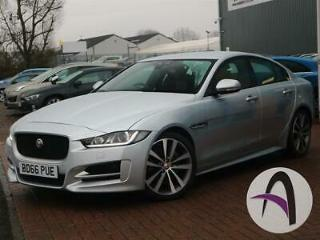 Jaguar XE 2.0d 180 R Sport 4dr Auto 19in Alloys
