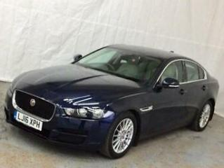 JAGUAR XE i4 2.0d Sequential Shift Auto Start Stop Prestige Blue Semi Auto Diese